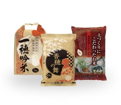 オリジナル米袋